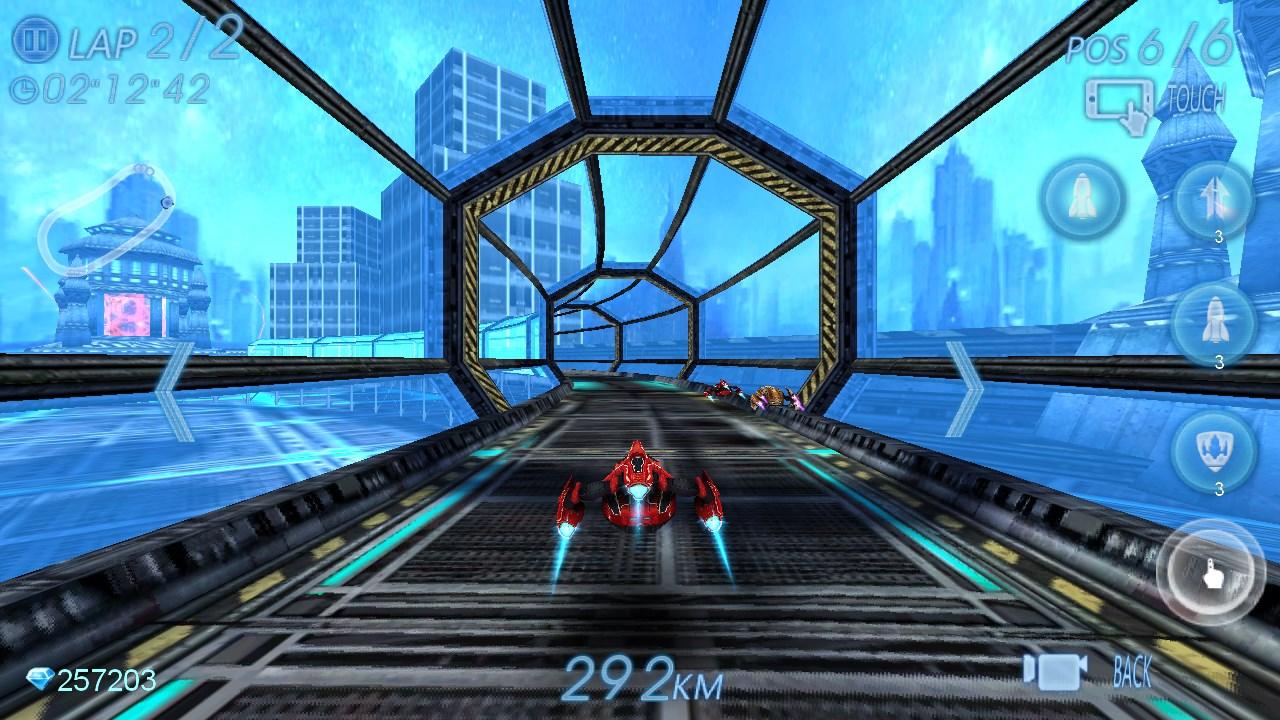 Space Racing 3D - Imagem 1 do software