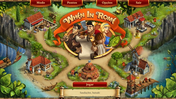 When in Rome - Imagem 1 do software