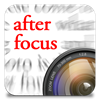 Logo AfterFocus ícone
