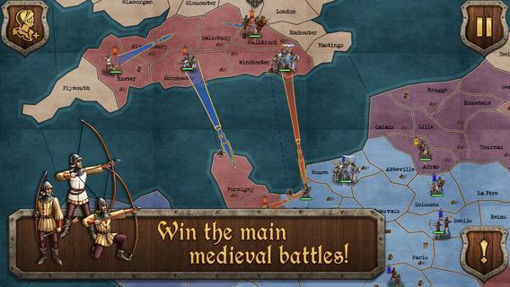 Medieval Wars: Strategy & Tactics - Imagem 1 do software