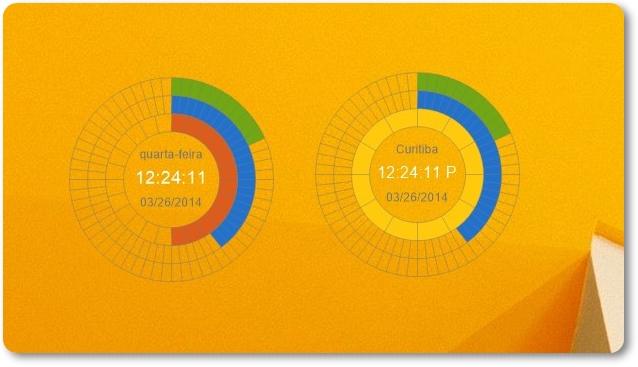 XUS Clock Plus Edition - Imagem 1 do software