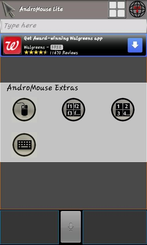Android Mouse and Keyboard Download para Android Grátis