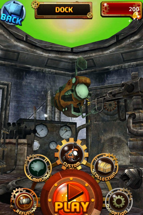 DIVE -The Mystery Of Abyss - Imagem 1 do software