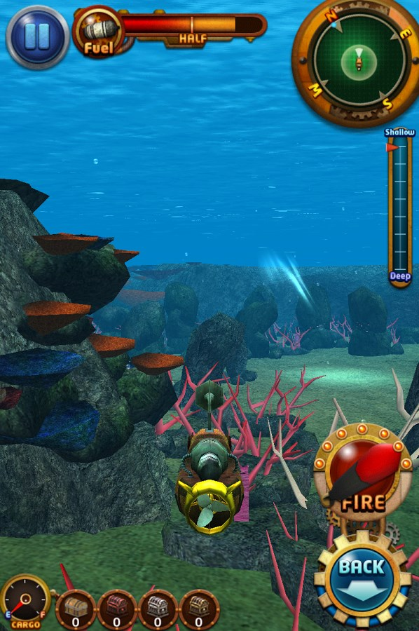 DIVE -The Mystery Of Abyss - Imagem 2 do software