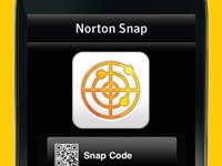 Imagem 1 do Norton Snap QR Code Reader