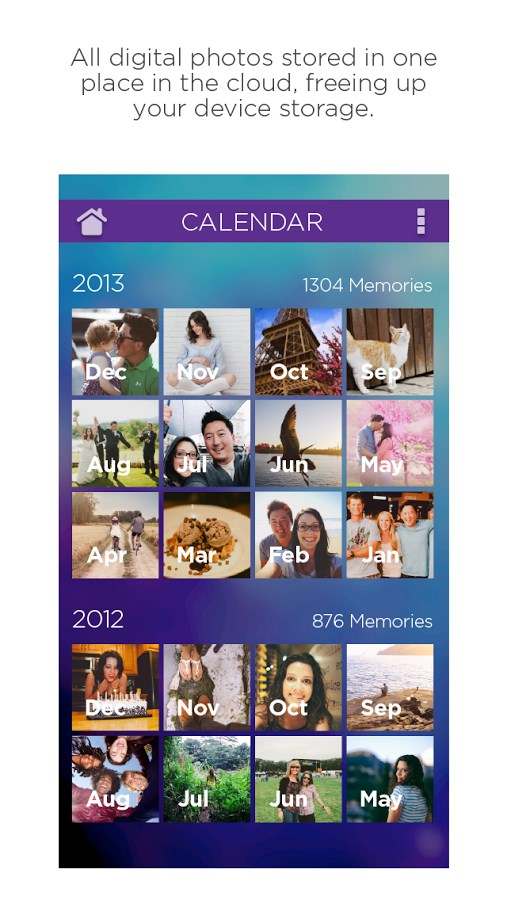 Trunx Camera & Photo Organizer - Imagem 2 do software
