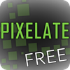 Logo Pixelate Live Wallpaper Free ícone
