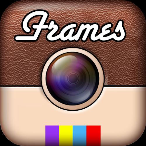 Logo InstaPicFrame for Instagram ícone