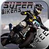 Logo SuperBikers Free ícone