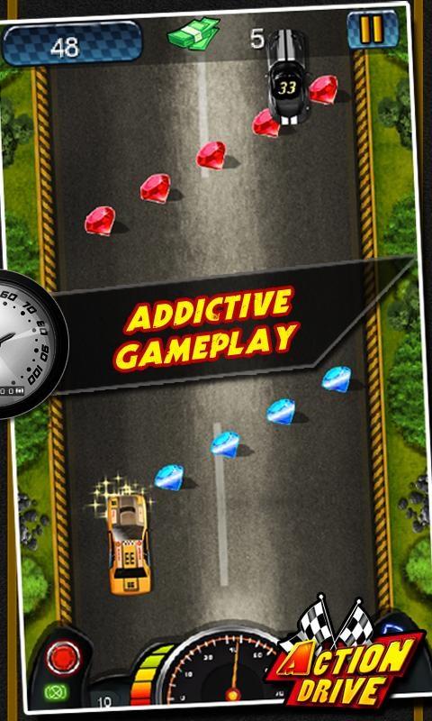 Action Drive Delux - Imagem 1 do software