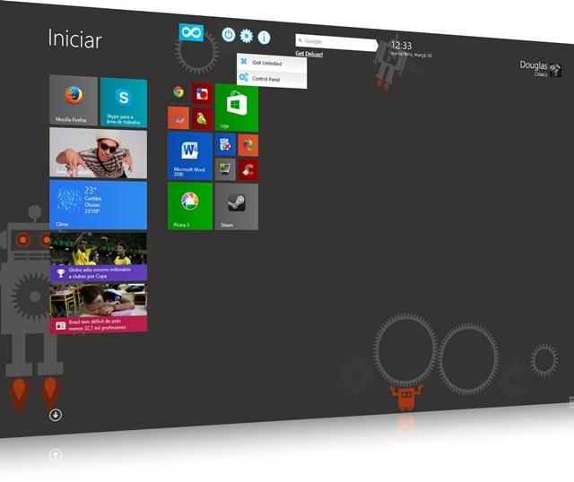 Start Screen Unlimited.