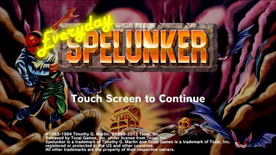 Everyday Spelunker - Imagem 1 do software