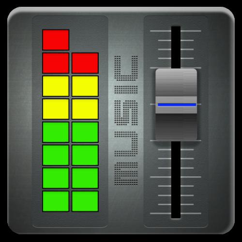 Logo Music Volume EQ ícone