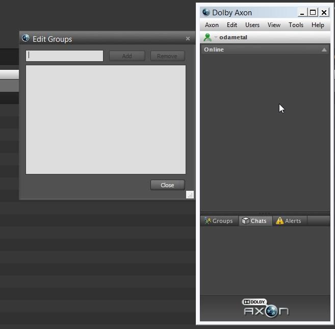 Dolby Axon - Imagem 1 do software