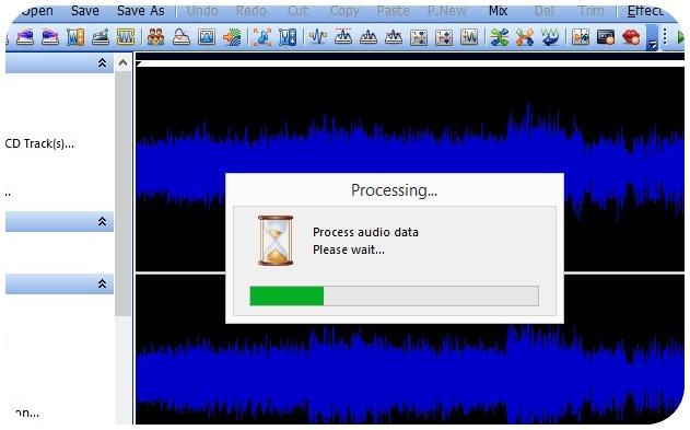 Sound Editor Pro - Imagem 2 do software