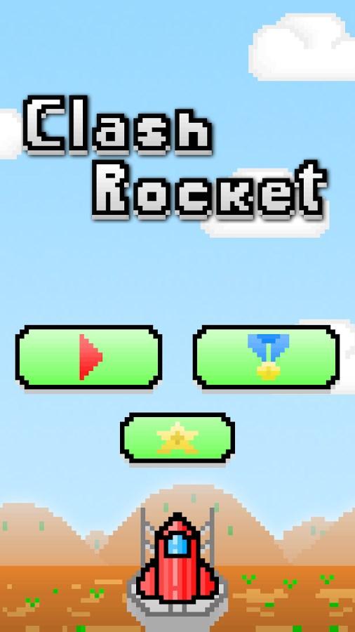 Clash Rocket - Imagem 1 do software