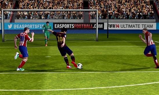 FIFA 14 - Imagem 1 do software
