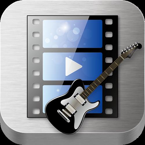 Logo RockPlayer2 ícone