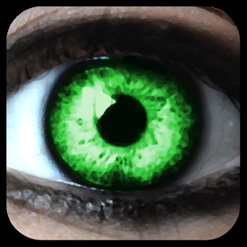Logo NiceEyes - Eye Color Changer ícone