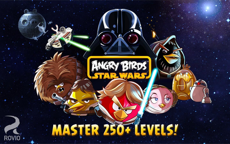 Angry Birds Star Wars HD - Imagem 1 do software