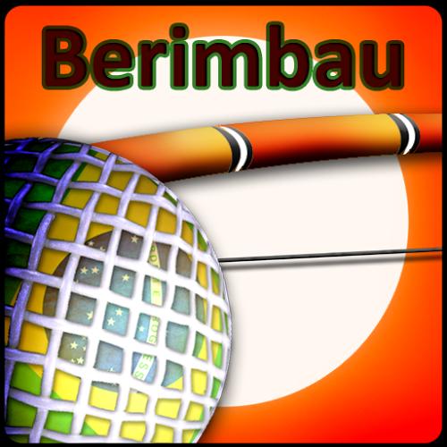 Logo Berimbau de Capoeira ícone