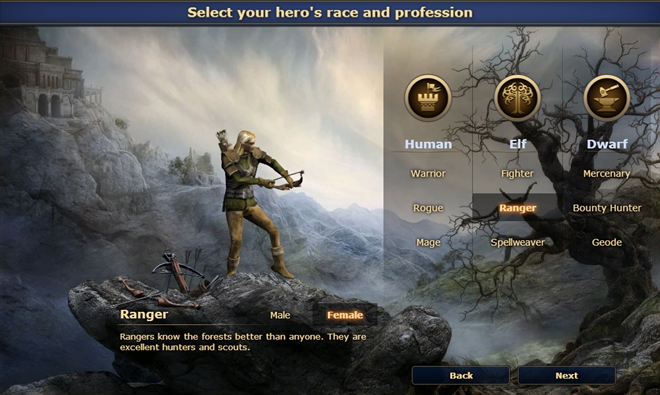 Herokon Online - Imagem 2 do software