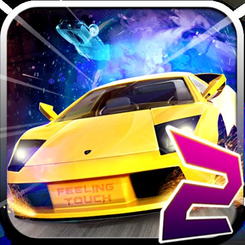 Logo Death Racing 2: Desert ícone