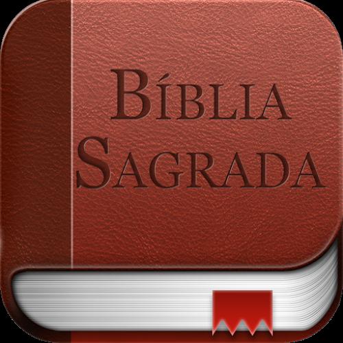 Logo Bíblia Sagrada Grátis ícone