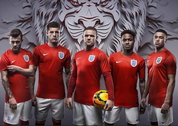 Veja qual é o visual final dos uniformes da Copa do Mundo 2014 ... 45d7c445d718c