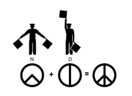 Você Conhece A Verdadeira Origem Do Símbolo Da Paz Mega Curioso