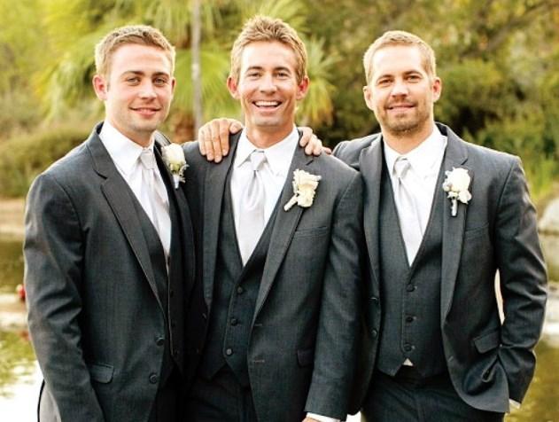 Velozes Furiosos 7 Irmãos De Paul Walker Estão Atuando No Filme