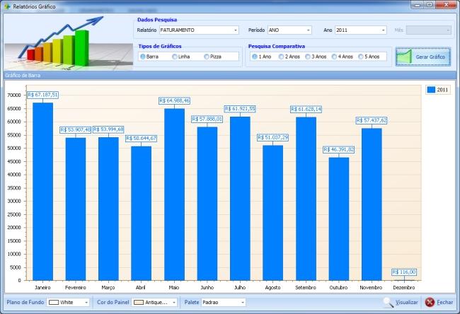 Nano Commerce - Imagem 2 do software