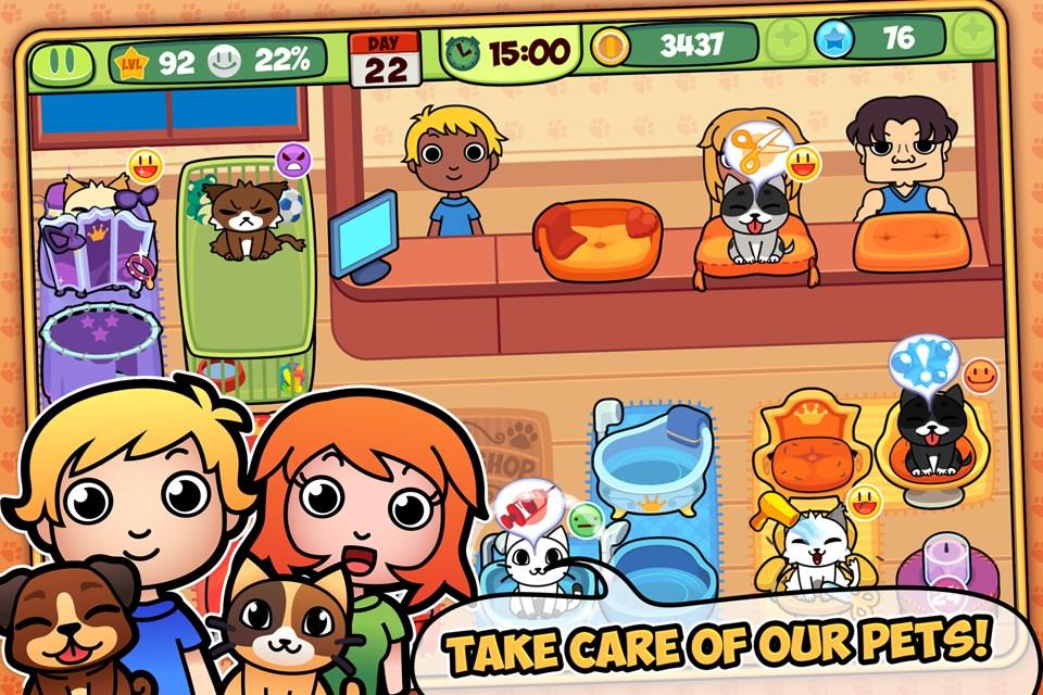 Meu Pet Shop Virtual - Imagem 1 do software