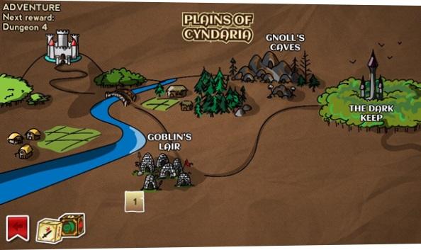 Mapa de jogo