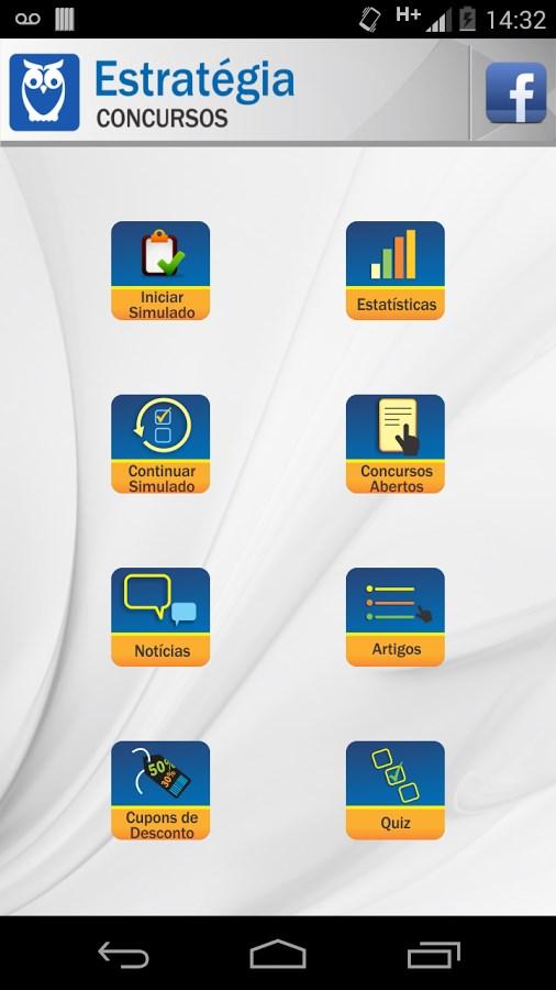 Estratégia Concursos - Imagem 1 do software