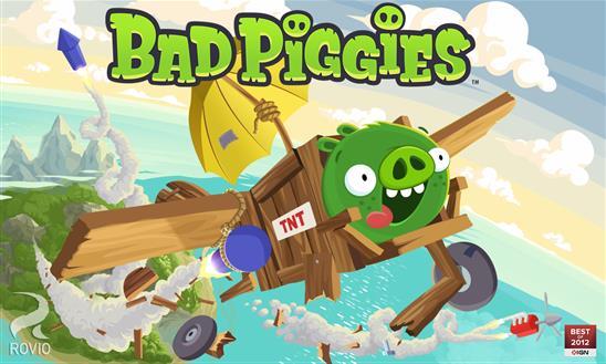 Bad Piggies - Imagem 1 do software