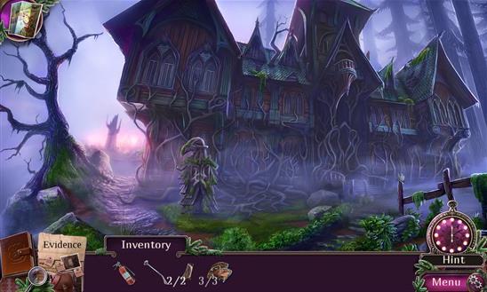 Enigmatis 2: The Mists of Ravenwood - Imagem 1 do software