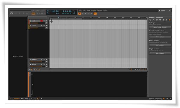 Bitwig Studio - Imagem 1 do software