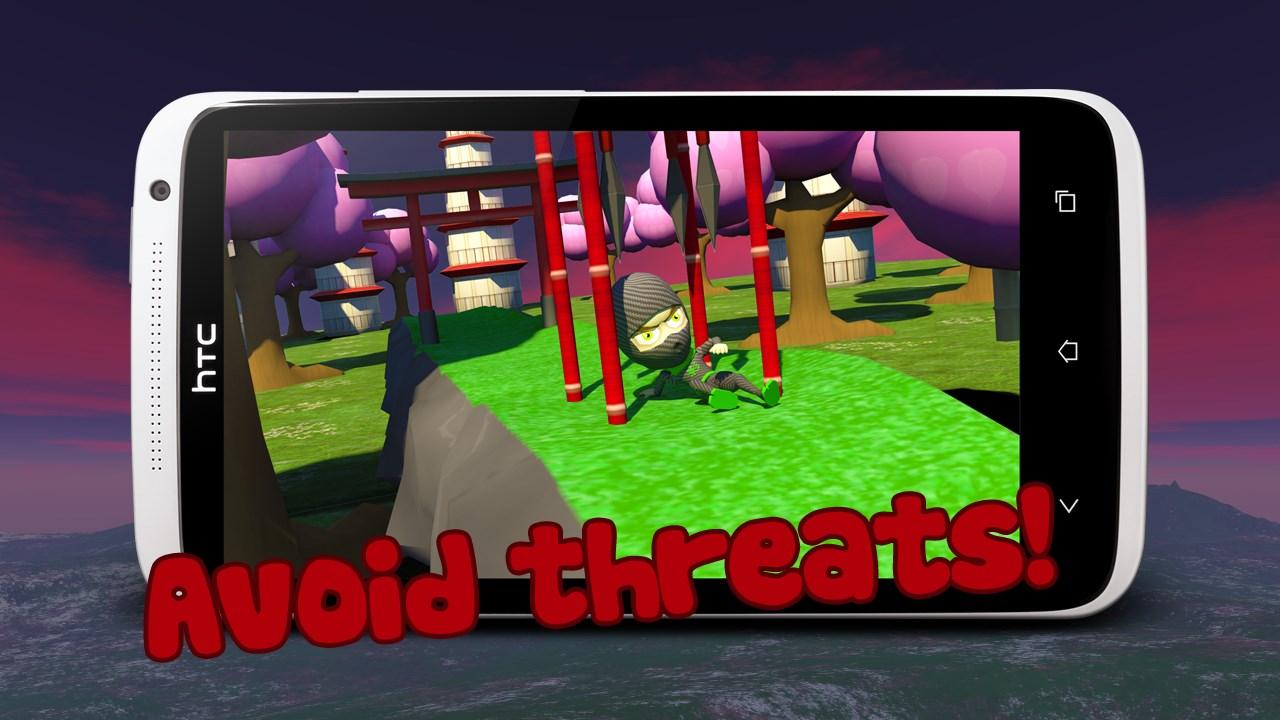 Flappy Little Ninja Adventures - Imagem 1 do software