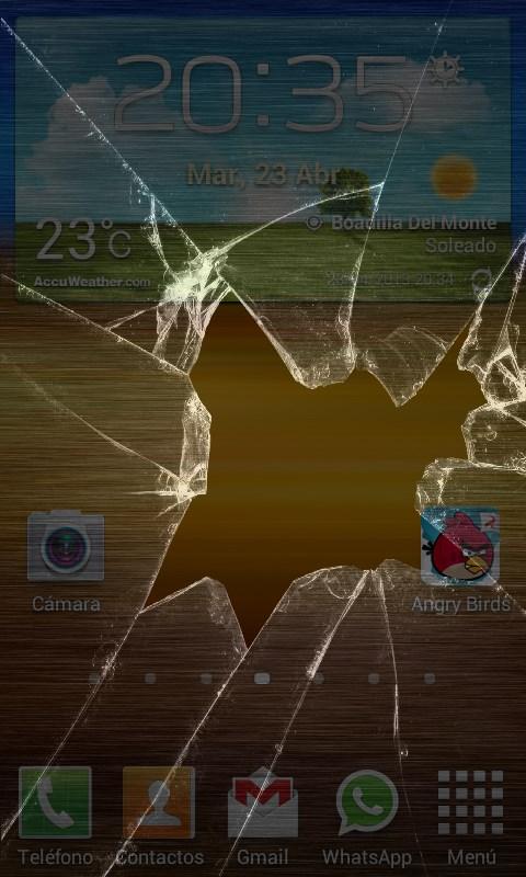 Crack Screen - Imagem 1 do software