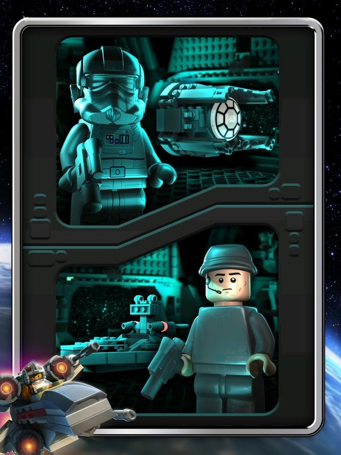 LEGO® Star Wars™ Microfighters - Imagem 2 do software