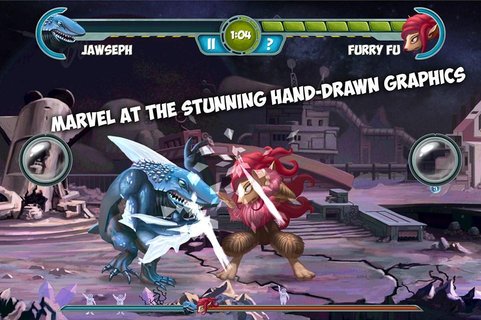 Monster Shake - Imagem 1 do software