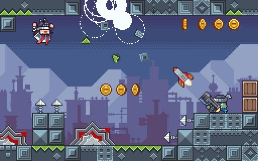Gravity Dash - Pixel Runner - Imagem 1 do software
