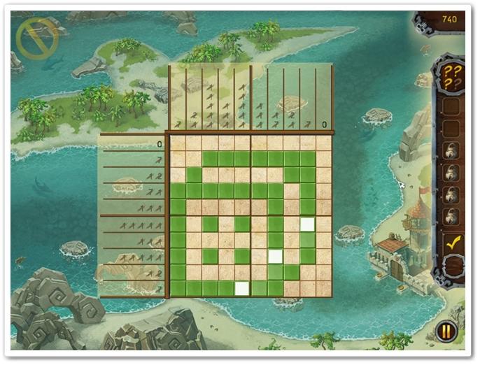 Fill & Cross. Pirate Riddles - Imagem 1 do software
