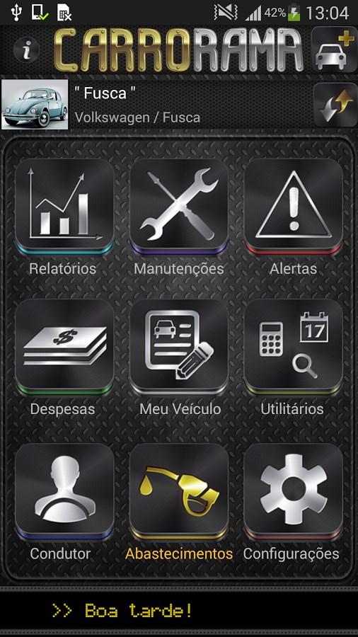 Carrorama - Imagem 1 do software