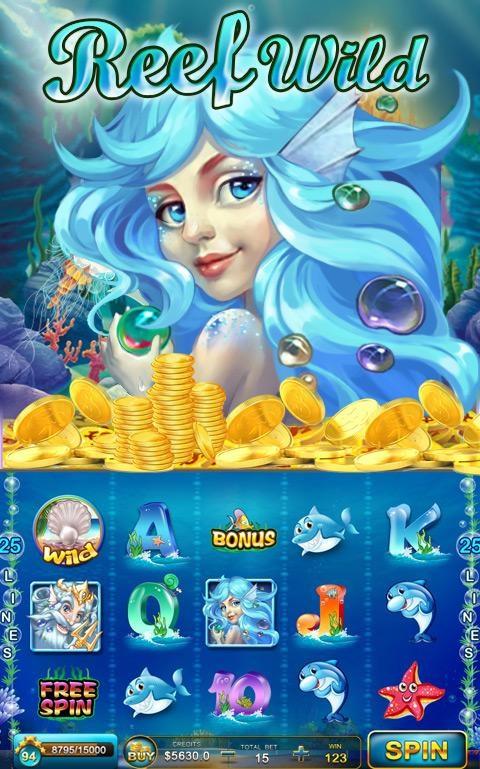 SlotWiz - free casino slots - Imagem 1 do software