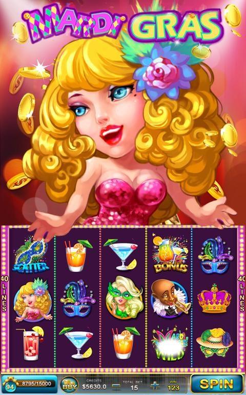 SlotWiz - free casino slots - Imagem 2 do software
