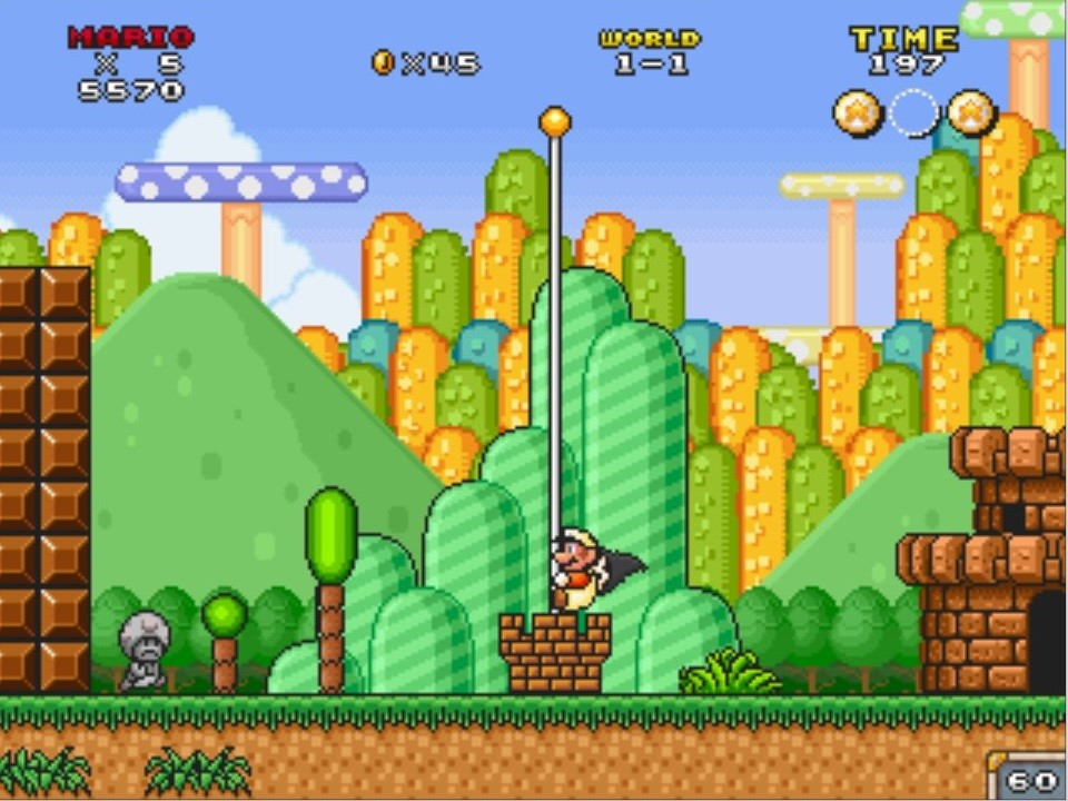 Super Mario Bros.: Odyssey.