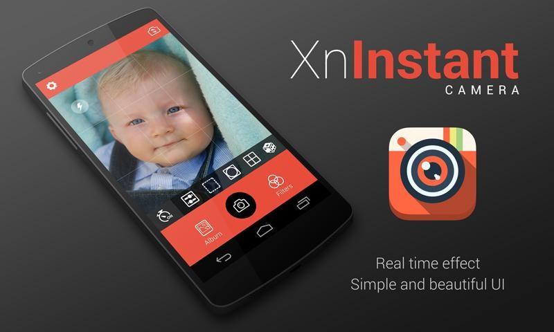 InstaCam - Camera for Selfie - Imagem 1 do software