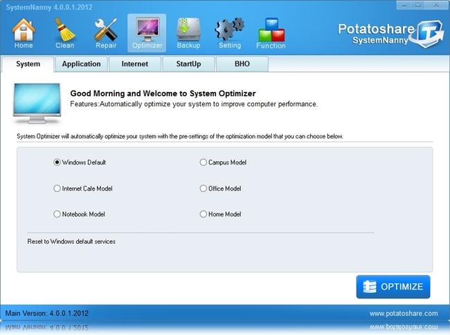 SystemNanny - Imagem 3 do software